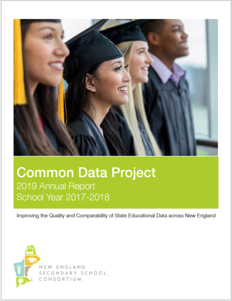 Cover image of 2019 Data Report